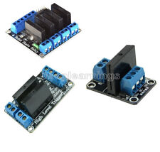 1/2/4 Channel 5v SSR G3MB-202P Solid State Relay Module For Arduino