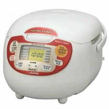 Zojirushi Overseas Rice Cooker 10 Go 220-230V NS-ZLH18-RA Japan Fast Shipping