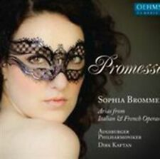 Sophia Brommer: Promessa - Arias from Italian & French Operas