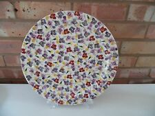 Emma Bridgewater Tiny Wallflower Collectors Club Special Cake Plate - New