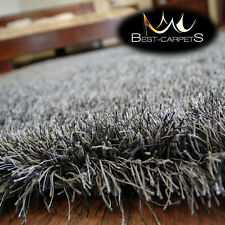AMAZING SOFT & THICK RUG 'LOVE SHAGGY' Polyester 6cm HIGH QUALITY carpets 6sizes
