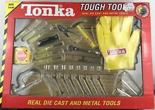 Vintage Tonka Tough Tools Large Pack