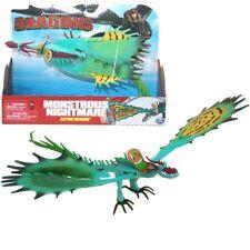 Riesenhafter Alptraum Drachen | Action Spiel Set | DreamWorks Dragons