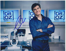 Dr. Mehmet Oz signed 8x10 color photo-TV Doctor