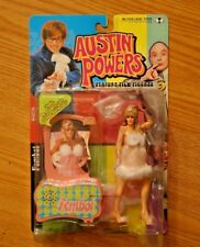 Austin Powers FEMBOT Talking Action Figure 1999 MCFARLANE TOYS New