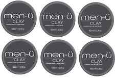 Men-U-Clay 100ml Paquete de 6