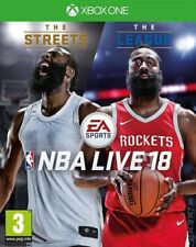 NBA Live 18 (Xbox One) VideoGames ***NEW***