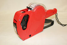 PRICE GUN TAG LABELLER FOR SHOPS SUPPLIED WITH 10 PRICE TAG ROLLS AND INK