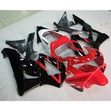 Red Injection Fairing Kit For Honda CBR900RR CBR 900 RR 929 2000-2001 00-01 1A