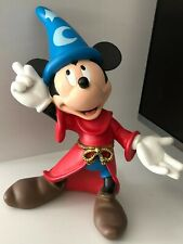"""Disney Collection """"Mickey Mouse - Zauberer Sorcerer"""" Figur Statue"""