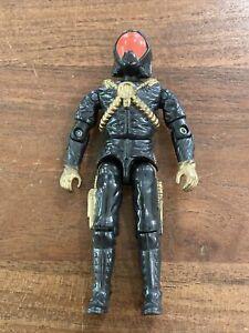Vintage GI Joe ARAH Cobra Star Viper V1 Figure Stiletto pilot 1988 Hasbro