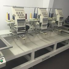 brothers industrial embroiding machine