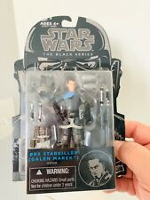 "Star Wars STARKILLER GALEN MAREK 3.75"" Figure Black Series #05 Very Rare"