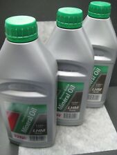 TRW Hydraulic System Mineral Oil for Jaguar Rolls Royce Pack of 3 - Ships Fast!