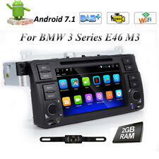 "For BMW E46 M3 Car Stereo DVD Player 7"" Android Radio GPS Navigation Bluetooth R"