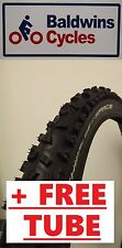 "26"" X 2.35 SCHWALBE SPACE Puncture Protection Bike / Cycle Tyre + FREE TUBE*"