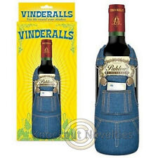 Vinderalls Wine Drink Drinking Overalls Counrty Farmer Red Neck Funny Gift