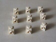 LEGO technic blanc avec rivets 1x16 faisceau Brique x8-3703 4508661-New