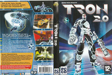 TRON 2.0 : PC Game ON 2 CD COMPLETE WITH MANUAL + FREE/QUICK POST