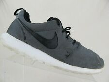 the latest 4b5a9 b48fd NIKE Roshe Gris Talla 12.5 Hombres Correr Run Zapatos
