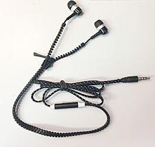 iPhone iPod  HTC Sony LG Samsung in Ear Headset Kopfhörer Earphone Zipper