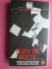 FLAVIA THE HERETIC   (REDEMPTION)  (NEW)  RARE AND DELETED