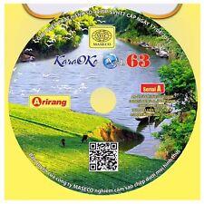 Original Authentic Arirang DVD Karaoke Latest volume Vol 63 Vietnamese English