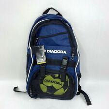 Diadora Squadra Soccer Volleyball Basketball Backpack Outdoor Sports Bag 20x12