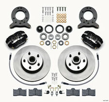 Wilwood Front Dynalite Brake Kit fits Ford Falcon,Mustang,Mercury Comet,Cougar