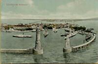 2307: Ansichtskarte Postkarte Lindau im Bodensee 1903