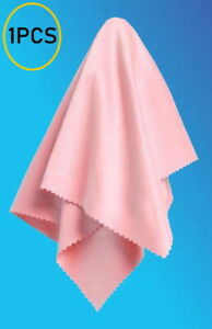 """Oversized Microfiber Cleaning Cloth 12"""" X 12"""" for Screens Lens Phone-Multicolor"""