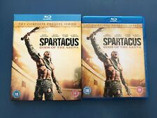 Blu ray Spartacus God of the Arena ANG