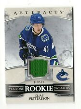 ELIAS PETTERSSON  NHL 2019-20 ARTIFACTS YEAR ONE ROOKIE SWEATERS (CANUCKS)