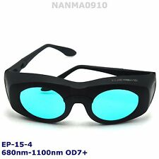 680-1100nm 1064nm Infrared Laser Safety Glasses Protective Goggles OD7+ CE