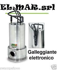 Pompa Sommersa Galleggiante Elettronico 600 W Elettropompa Acciaio INOX pozzetto