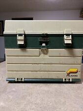 Plano 787 Tackle Box W/ Salt Water Tackle