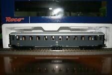 Roco 44707 2a Cl. logo TV Grigio Ardesia Usata come nuova
