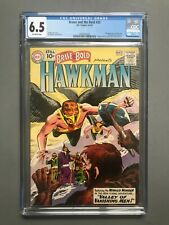 BRAVE AND THE BOLD #35 • CGC 6.5 F+ • 2nd Silver Age Appearance of Hawkman 1961