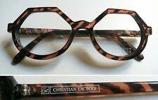 Christian Lacroix 7306 montatura per occhiali vintage 1980's