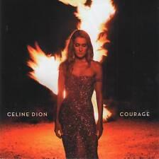 CELINE DION - COURAGE (+4 Bonus)(2019) Deluxe Edition CD Jewel Case+FREE GIFT