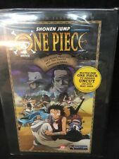 Shonen Jump One Piece The Desert Princess and The Pirates DVD NEW SEALED