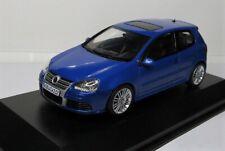 Minichamps 1:43 VW Golf V R32 3-türig OVP blau 5