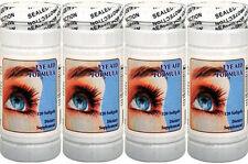 4 bottles Nu-Health Eye Aid Formula Extra Strength (120 Softgels/bottle)