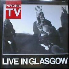 Psychic Tv Live In Glasgow Uk Lp Limited Edition