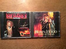 Michael Kamen [ 2 CD Alben ] Die Hard 2 + Robin Hood