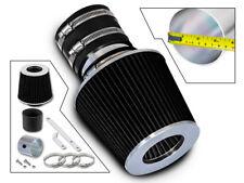 BCP BLACK For 00-04 KIA Spectra/05-09 Spectra5 1.8L 2.0L Air Intake Kit +Filter