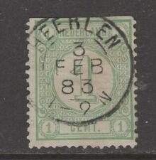 Nvph 31 met Heerlense knip, 3 FEB 83