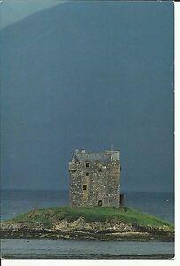 Castle Stalker Appin  Argyll .  Michael Macgregor Photography