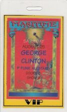 CHET HELMS FAMILY DOG MARITIME HALL GEORGE CLINTON P FUNK CONCERT LAMINATE