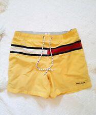 TOMMY HILFIGER Big Flag Swim Shorts Size Large